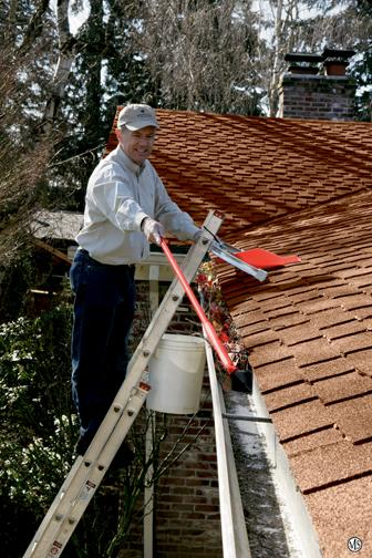 Gutter Cleaning Tampa Brandon Florida ⋆ Apple Roof