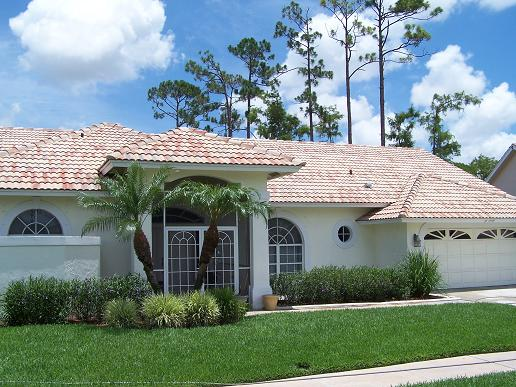 barrel tile tampa roof cleaning